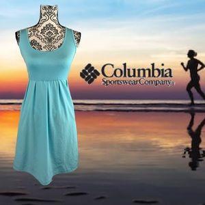 Columbia Omni shade sun protection dress W/pocket